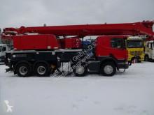 Scania LTF 1045-45t Liebherrkran mit Spitze used mobile crane
