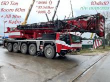 Faun TADANO ATF 130G-5 - 130 TONS - 60m BOOM + JIB 18m - 5x EXTENSIONS - RADIO CONTROL - FULL MB ENGINE + GEARBOX 10x8x10 - TÜV 05/01 macara mobilă second-hand