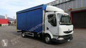Camion Renault Midlum MIDLUM 180.75 E5 Teloni scorrevoli (centinato) usato