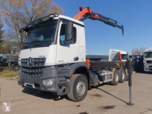 Mercedes Arocs truck used hook arm system