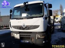 Camion Renault Premium 280 citerne accidenté