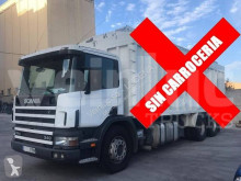 Camion Scania P 114P340 sasiu second-hand
