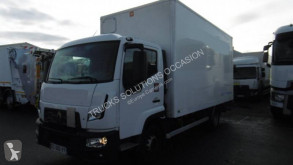 Renault plywood box truck Gamme D
