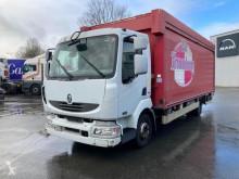 Camion fourgon brasseur Renault Midlum 180 DCI