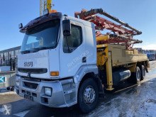 Camion béton malaxeur + pompe Sisu KERAX 410 MANUAL FULL STEEL + PUTZMEISTER BRF 27.12