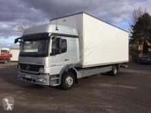 Camion fourgon déménagement Mercedes Atego 1224 NL