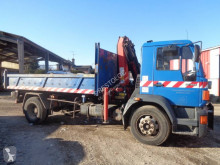 MAN 15.224 truck used tipper