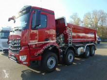 Camion Mercedes Arocs 4145 8x4 EURO6 Muldenkipper Schmitz benne neuf