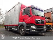 MAN horse truck TGX 26.440 LX Menke 3 Stock Hubdach