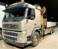 Camión caja abierta Volvo FM 12 420 Pritsche + Kran/FUNK*6x2*
