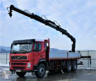 Camión Volvo FM 9 340 Pritsche 6,50m + Kran/FUNK*6x4* caja abierta usado