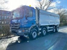 Camion benne Mercedes Actros 4141 Kipper 8X4 Standklima