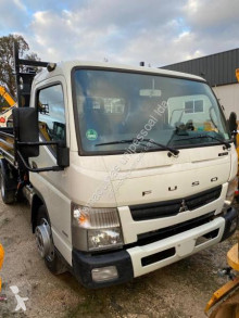 Mitsubishi Fuso Canter 7C15 truck used flatbed