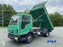 Kamion Iveco 80E18 K 4x2, Meiller, 3. Sitz, Diff-Sperre HA korba použitý