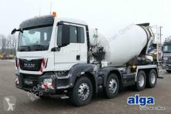 Camión hormigón cuba / Mezclador MAN 32.400 TGS BB 8x4, Euro 6, Stetter, 9m³, Klima