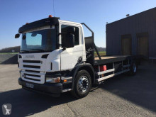 Scania P 320 truck used heavy equipment transport