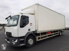 Renault plywood box truck Gamme D D19 280 DTI 8 EURO 6
