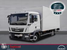Camión furgón MAN TGL 8.190 BL-KOFFER-AHK-LBW-3SITZER-KLIM