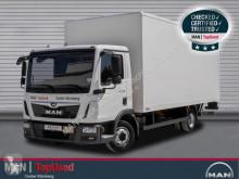 Lastbil MAN TGL 8.190 4X2 BL, AHK, Klimaanlage kassevogn brugt