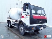 Camion Mercedes SK 2225 betoniera cu rotor/ Malaxor second-hand