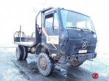 Mercedes SK 1719 truck used flatbed