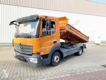 Mercedes Atego 823 K 4x2 823 K 4x2, 2x AHK Klima truck used three-way side tipper