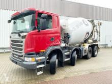 Scania concrete mixer truck G 400 CB 8x4/4 400 CB 8x4/4, Intermix ca. 9m³