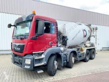 Camión hormigón cuba / Mezclador MAN TGS 32.400 8x4 BB 32.400 8x4 BB, Intermix ca. 9m³