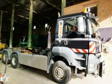 Camion MAN TGS 28.480 6x4-4 BL 28.480 6x4-4 BL, Lenk-/Liftachse, Wechselaufbau, Winterdienstaustattung polybenne occasion