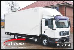 MAN furgon teherautó TGL 12.240, LBW, Aluboden, Automatik