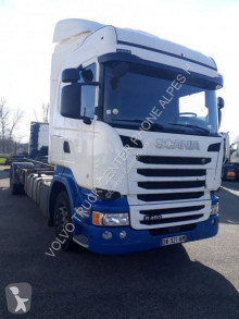 Scania R 450 truck used container