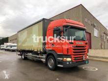 Camion cu prelata si obloane Scania G 320