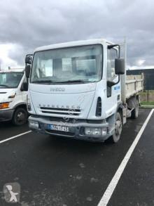 Lastbil Iveco Eurocargo 100 E 17 lastvagn bygg-anläggning begagnad