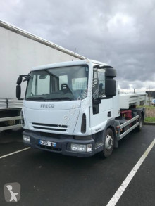 Iveco Eurocargo 100 E 18 truck used hook lift