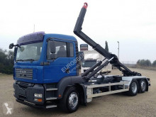 Camion MAN TGA 26.400 polybenne occasion