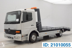 Lastbil biltransport Mercedes Atego 815