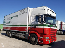 Scania R 500 truck used mono temperature refrigerated