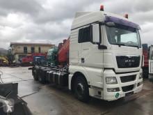 Camion MAN TGX 26.440 châssis occasion