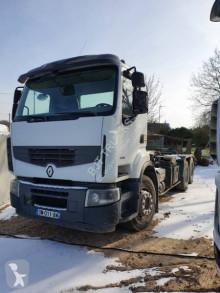 Camion polybenne Renault Premium Lander 450 DXI