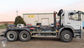Camion polybenne Mercedes Axor 2633