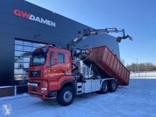Camion porte containers MAN TGA 26.430