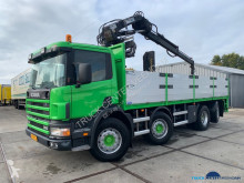 Camion Scania P114 platformă second-hand