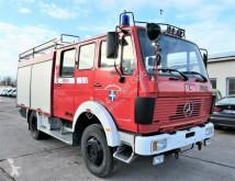 Mercedes 1222 AF TLF 16/25 DoKa 4x4 AHK SFZ METZ FEUERWEH gebrauchter Andere LKW