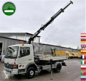 Camião tri-basculante Mercedes Atego 918 Hiab 060 2xAHK DPF