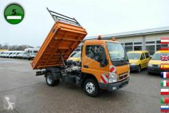 Camion ribaltabile trilaterale Mitsubishi Canter Fuso Canter KLIMA AHK Meiler