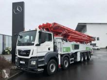 MAN TGS 50.480 10x4 Putzmeister BSF 56-5.16 HLS Funk truck used concrete pump truck