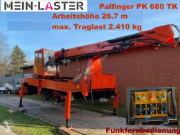 Palfinger Palfinger PK 680 TK 26,7 m-max.2.410 kg -Funk FB ekstra kran brugt