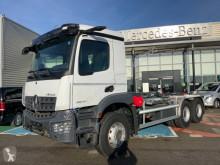 Kamión Mercedes Arocs 2640 vozidlo s hákovým nosičom kontajnerov nové