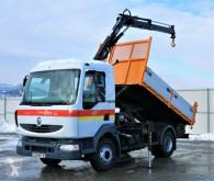 Ciężarówka platforma Renault MIDLUM 220 DCI Kipper 3,25 m Topzustand!