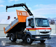 Renault MIDLUM 220 DCI Kipper 3,25 m Topzustand! truck used tipper